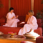 Harem, a retreat exclusively for women in Marrakech