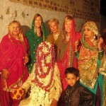 A wedding in Jodhpur India