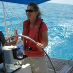 Diary of a girl at Sea – Sailing for the first time!