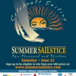 Celebrate Sailing and the Summer Sailstice