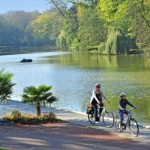 Cycle from Paris to London