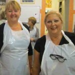 Cooking Classes in Florence and a Recipe for Tiramisu