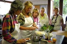 Italy Cooking School