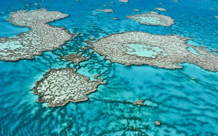 Great Barrier Reef is a must for me.