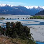 Waimakariri River Rail Bridge