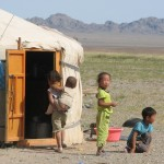 Mongolia with Rensina