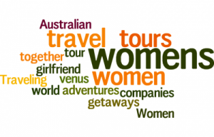 women travel tours