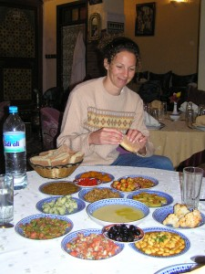 Venus adventures share arab hospitality