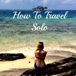 Solo Travel for Women  – need a helping hand?