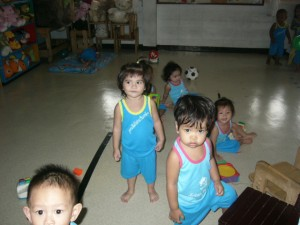 Orphanage in Bangkok