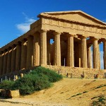 Villas in Sicily to explore Selinunte and Segesta