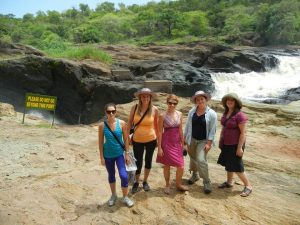 Women Tour Uganda Group