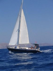 rather be sailing in the greek islands