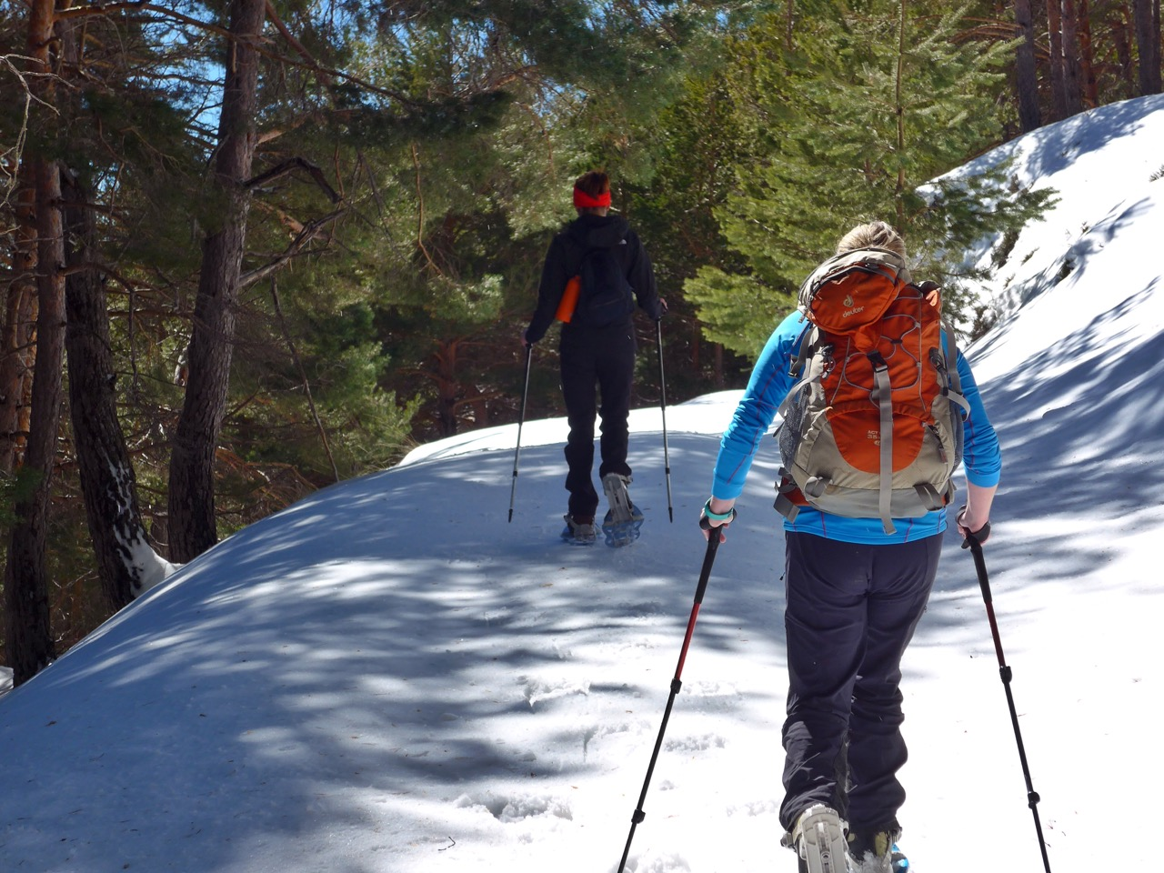 Snow Shoeing In Southern Spain Women Travel The World