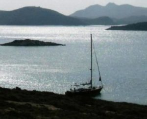 Sail the Greek Islands with an all women crew and captain