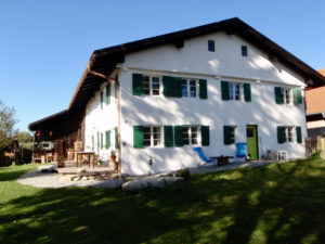 les Deux Marie accommodation for women in Bavaria
