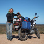 Chantal Simons rides her bike from Australia to Netherlands via Pakistan