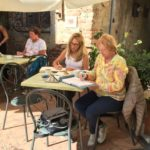 Art and Travel – this woman was invited to combine the two in Greece
