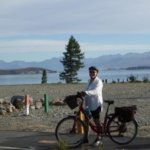 Lake Tekapo Cycle New Zealand on Alps to Ocean