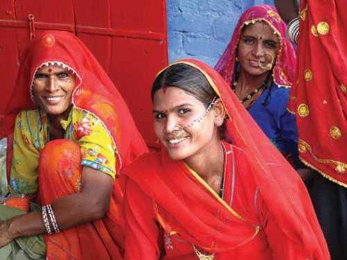 Incredible India - tour for women