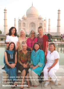Incredible India with Debbie Kindness
