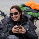 Alison Grun FreeW motorcycling through Asia for women